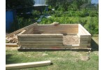 Строительство бани-11