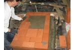 Строительство печи-11
