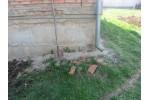 д. Афанасово - капительный ремонт фасада дома