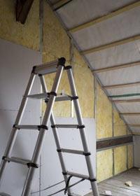 Внутреннее утепление стен дома