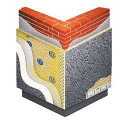 Утепления стен дома