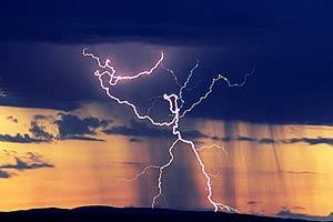 Чем опасны молнии для загородного дома или дачи