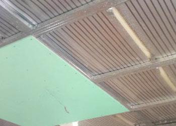 Подвесные потолки с утеплением